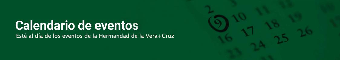Calendario Hermandad de la Vera+Cruz de Ronda