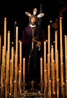 Solemne Quinario a Nuestro Señor del Perdón @ Colegiata de Santa María de la Encarnación La Mayor